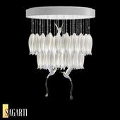 Sagarti Alba chandelier, art. Al.S.70 (OM)