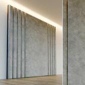 Декоративная стена. Мягкая панель. 71
