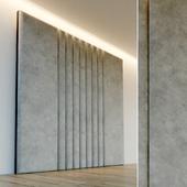Декоративная стена. Мягкая панель. 72