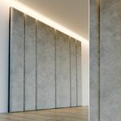 Декоративная стена. Мягкая панель. 73