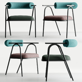 My home collection baba bar stool