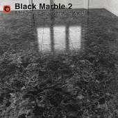 Black Marble Tiles - 2