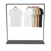 T shirts with hanger