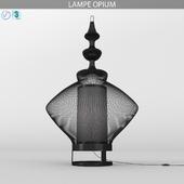 Lampe Opium