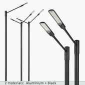 SNOP Streetlamps System Set-5