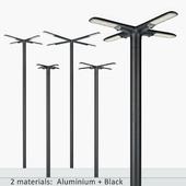 SNOP Streetlamps System Set-4