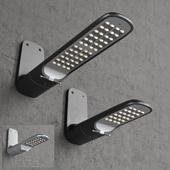 SNOP Streetlamps System Set-1