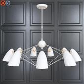 Hanging chandelier Favorite Humpen 1758-9P