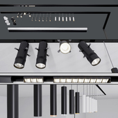 INFINITY integrated track system (set2)