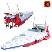LEGO Sea Jet