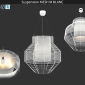 Suspension MESH M BLANC