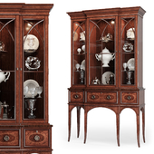 Century - Wellington Court Breakfront Display Cabinet 30H-423