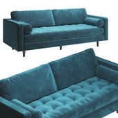 Article Pacific Blue Sven Sofa