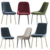 Deephouse Hamburg & Aragon Chair Set
