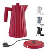 Electric kettle ALESSI PLISSE