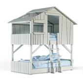 Kids Treehouse Bunk Bed