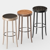 Select bar stool 11-373 by horgenglarus