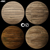 wood planks collection 01