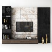 Tv wall set_ 03