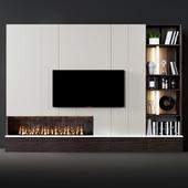 Contemporary fireplace 23