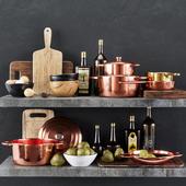 Kitchen Decorative set 011