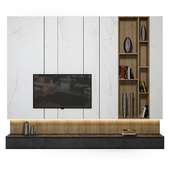 Tv wall set_ 05