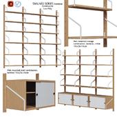 Storage System and Designer Svalnas Ikea vol.8