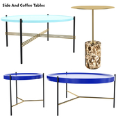 side & coffee tables set