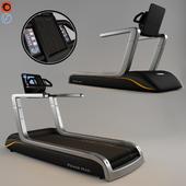 Silver Treadmill