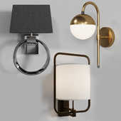 Sconce by Dantone Home