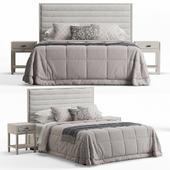 Upholstered Westbury Rectangular Bed