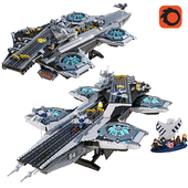 LEGO The SHIELD Helicarrier