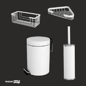 Bathroom Accessories Kammel K-8300WHITE_OM