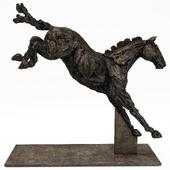 Stephanie Revennaugh Horse Jumper 2
