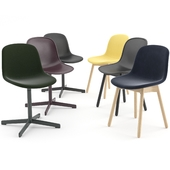 NEU Chairs by HAY