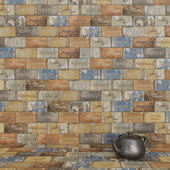 CIR Havana Cuba Libre Mix (Decoro) 20x10 Tile Set
