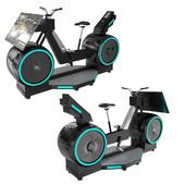 High Profit Vr Bike Arcade Game Machine 9d Bicycle Simulator