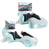 LEKE EXTREME VR Car Racing
