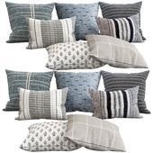 Decorative pillows, 24