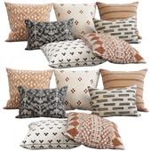 Decorative pillows, 25