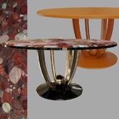Круглый стол Vargov Design