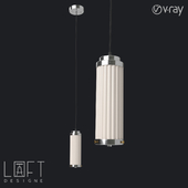 Pendant lamp LoftDesigne 4662 model
