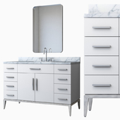 ITALIA SINGLE EXTRA-WIDE VANITY