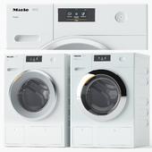 Набор стиральных машин Miele