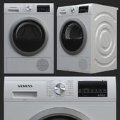 Сушильная машина Siemens IQ500 WT45W459OE