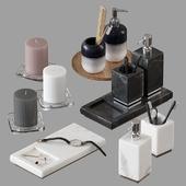 Декоративный набор H&M для ванной