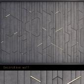 Decorative wall 11