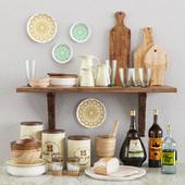 Kitchen Decorative set 016