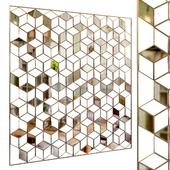 Decorative partition 15