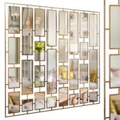 Decorative partition 16